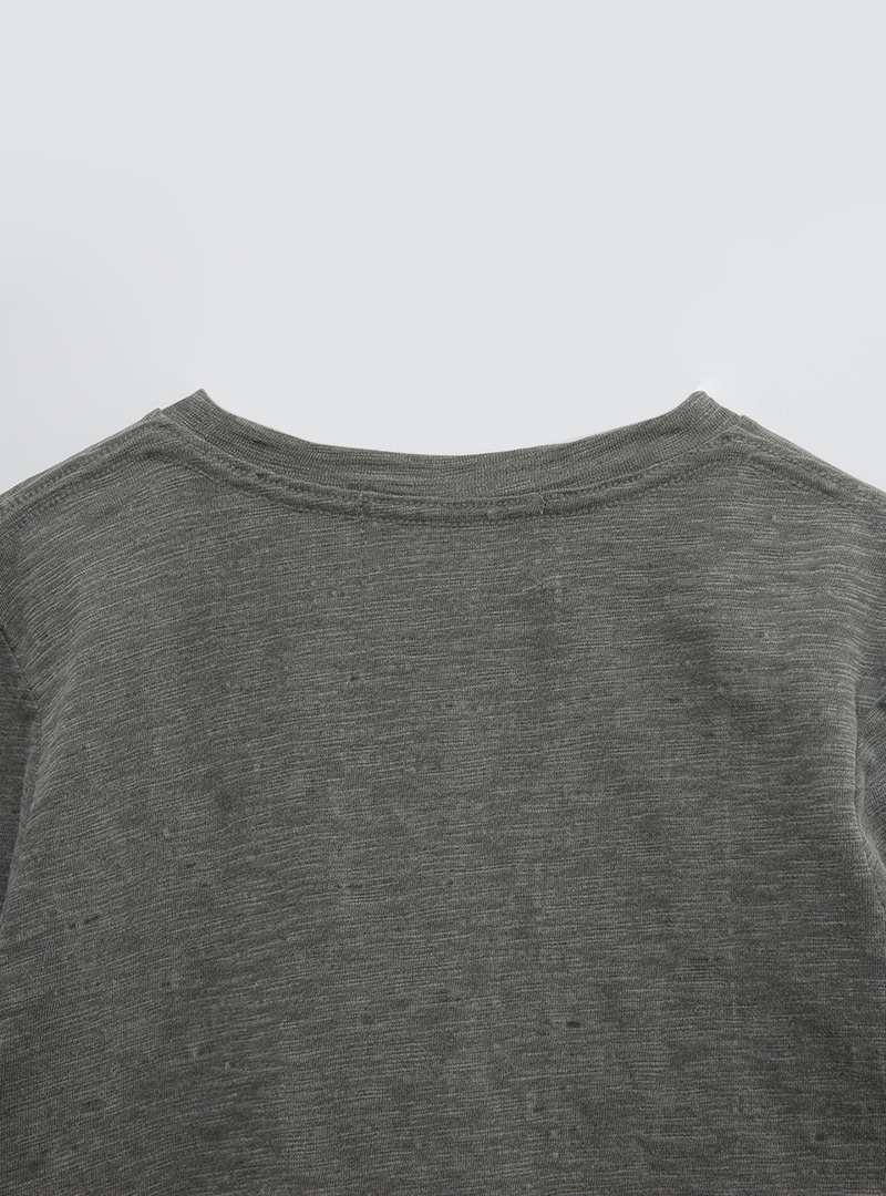 Horse Detail Cropped T-Shirt
