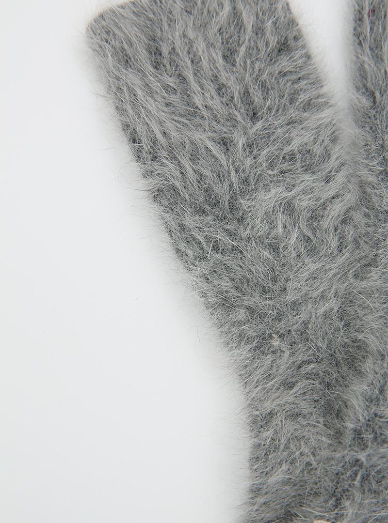 포슬입체결 따뜻앵클삭스