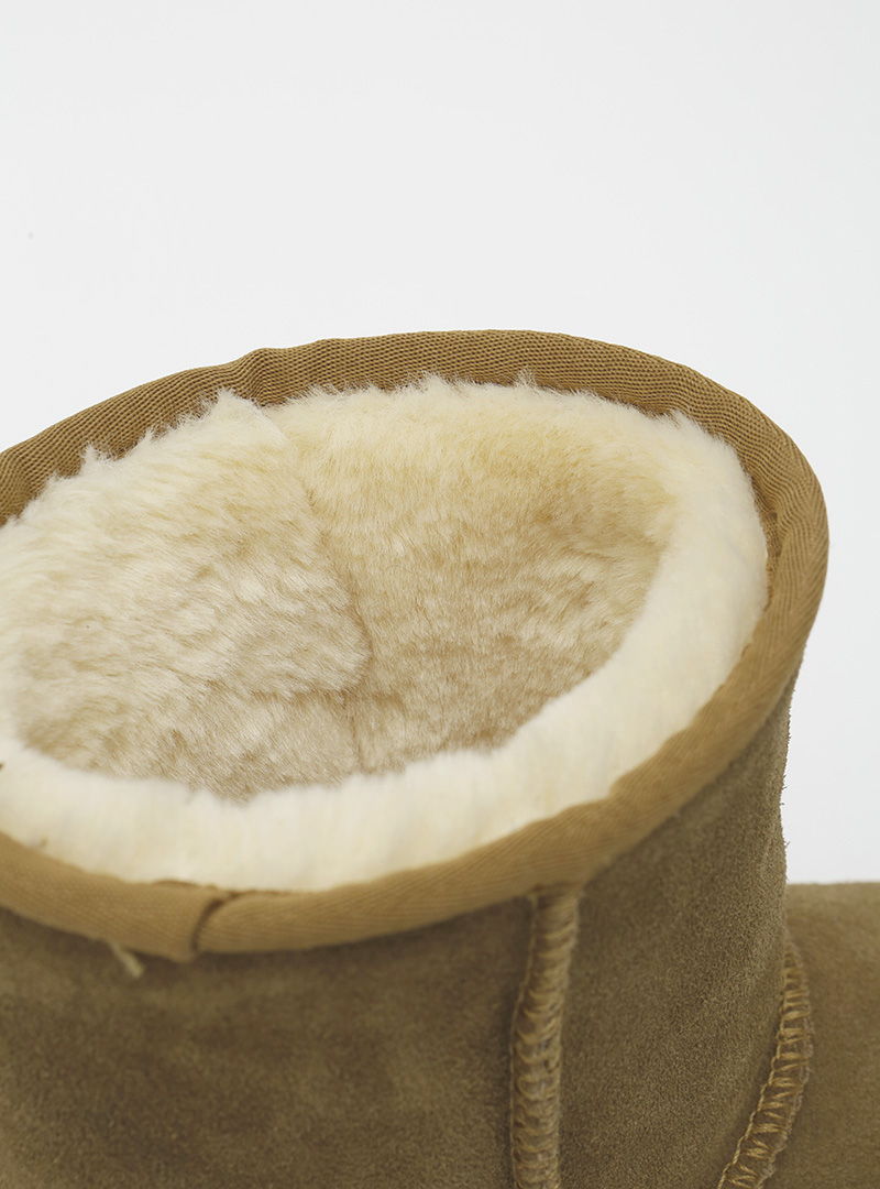 Round Toe Winter Boots