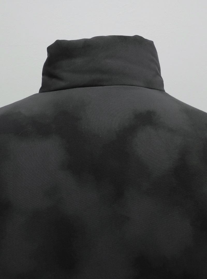 유니크그라패턴 워밍박시패딩