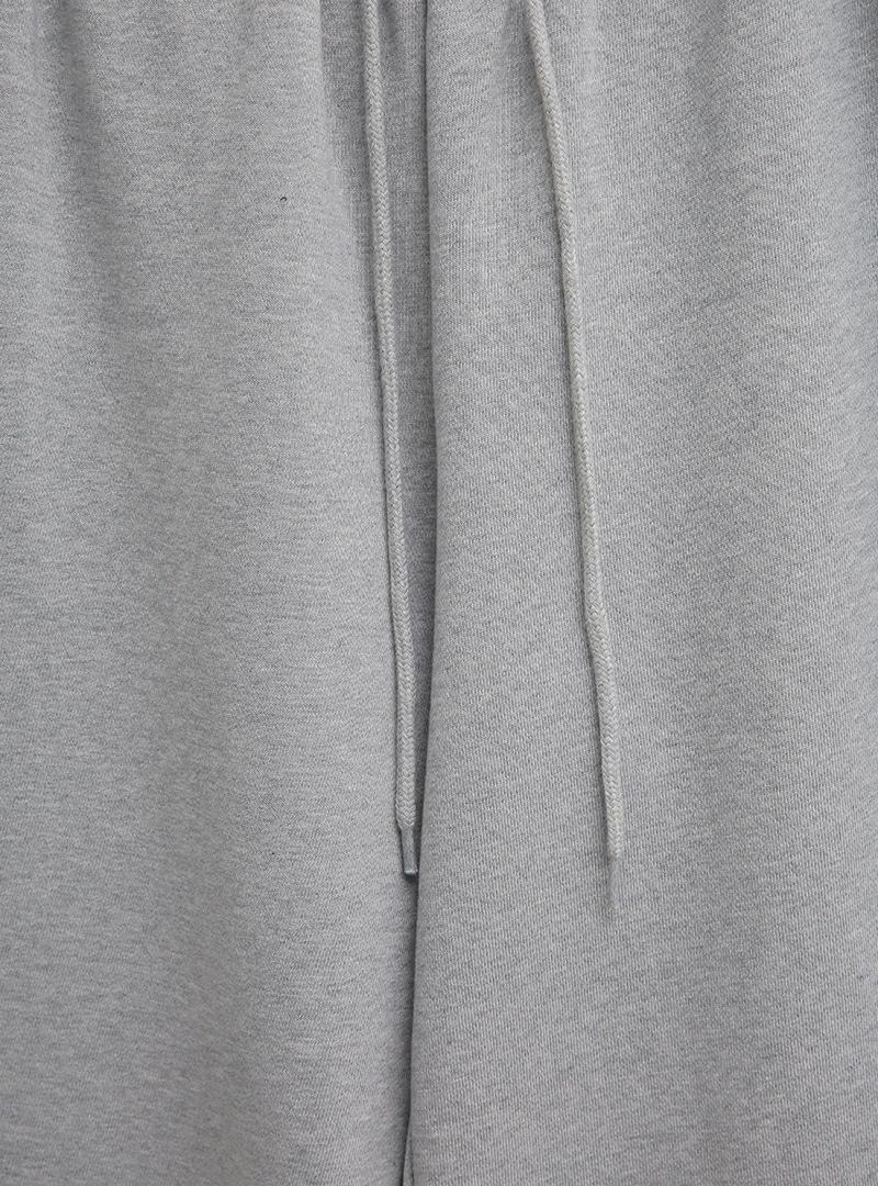 Elastic Waist Side Stripe Sweatpants