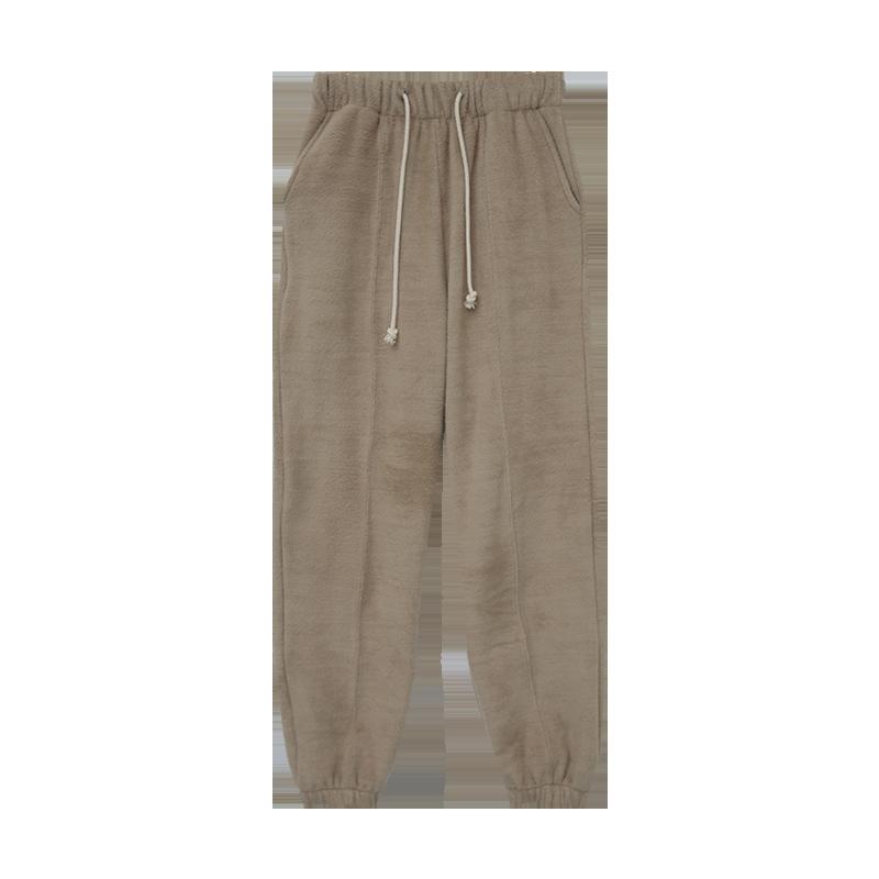 Tapered Cut Jogger Pants