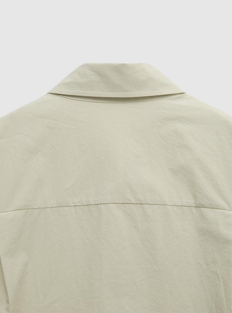 베이직보이핏 무지컬러셔츠