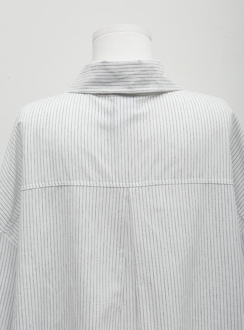 머스트라벨ST 라이트박시셔츠