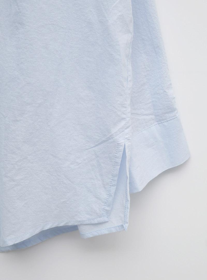 소프트클린 커버박시셔츠