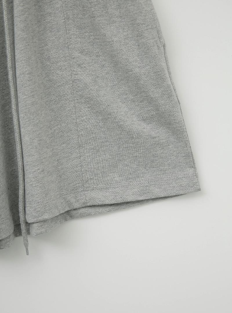 코지마인드 스웨트밴딩쇼츠