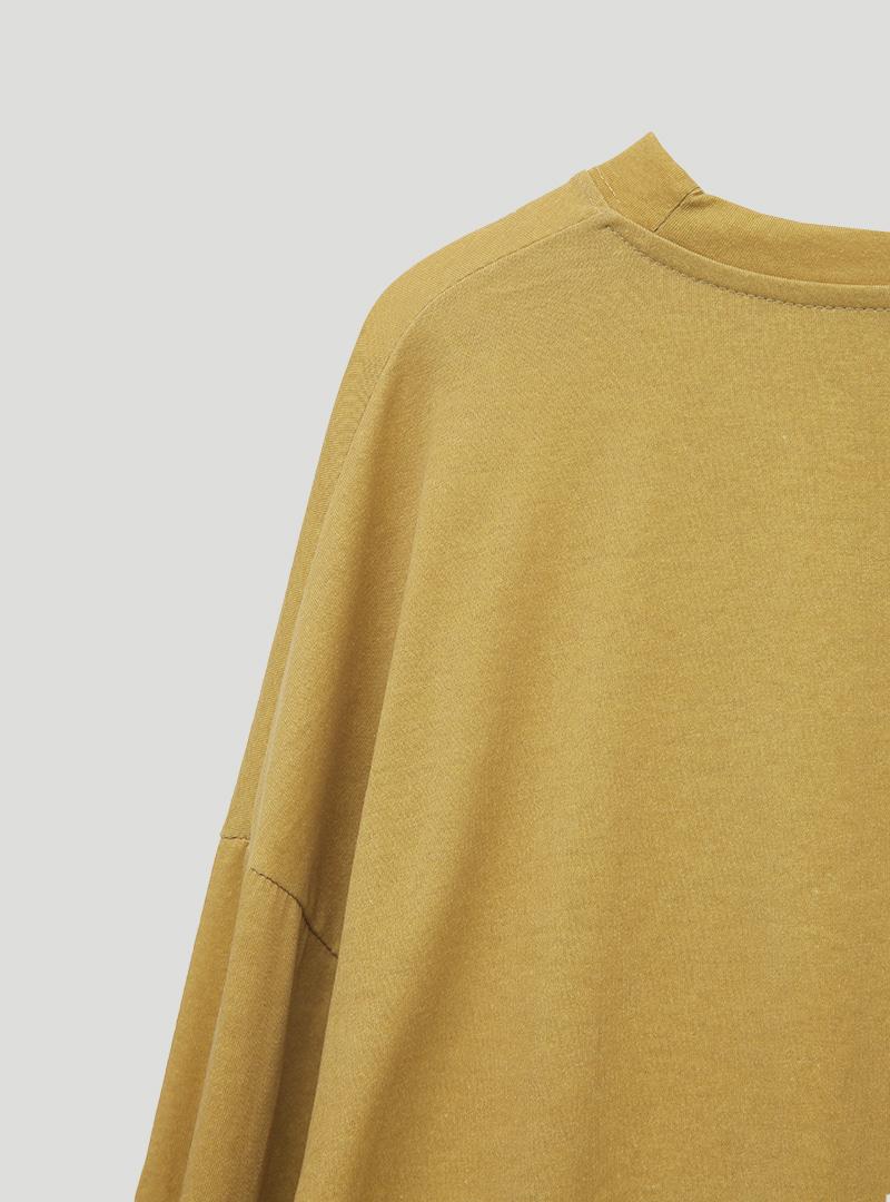 BREAK TIME Print Sweatshirt