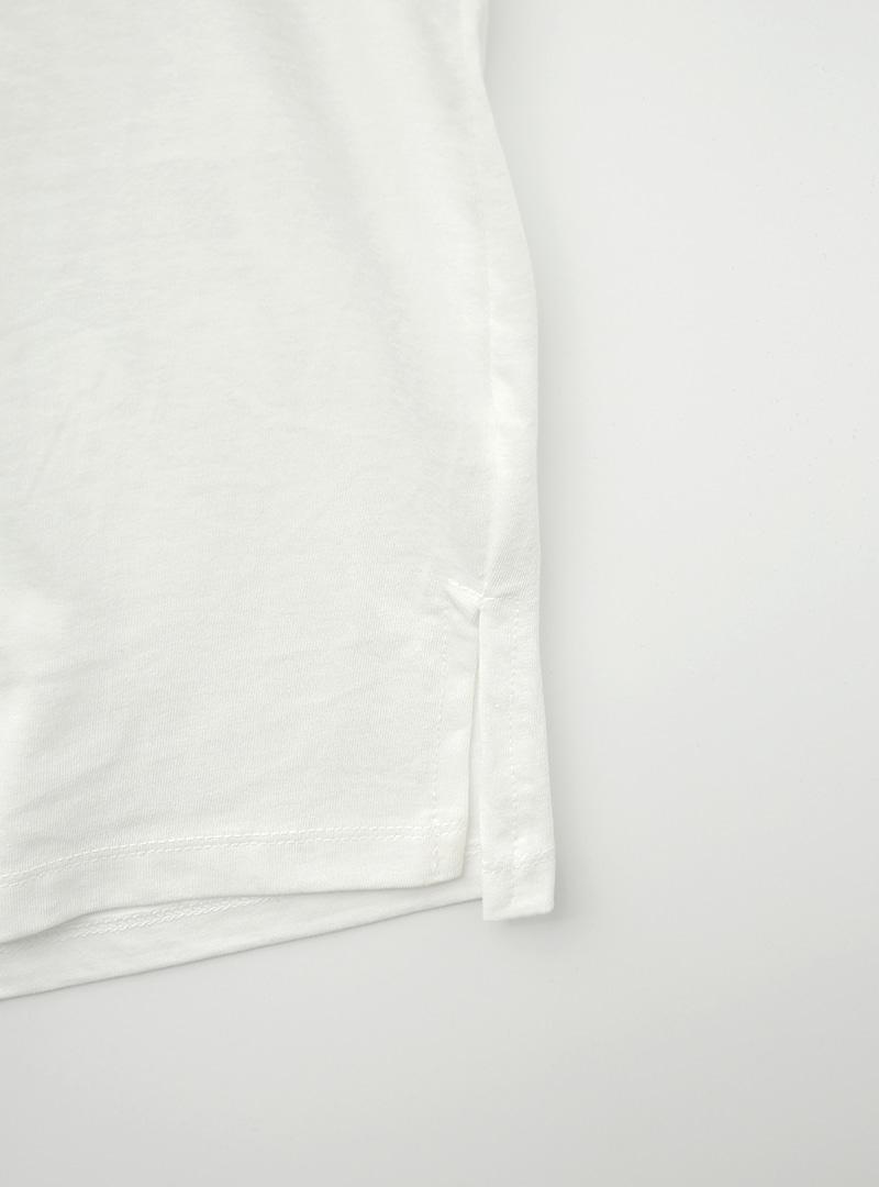 클래식레터나염 하프롱원피스