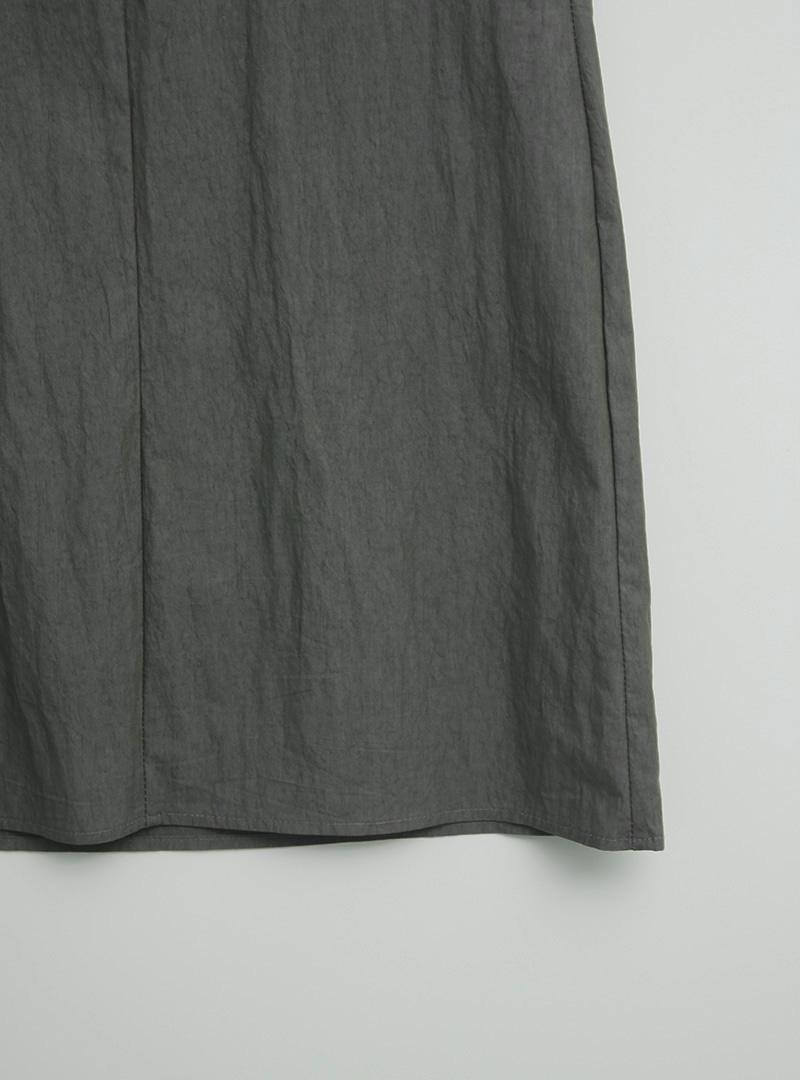 Double Strap Sleeveless Mini Dress