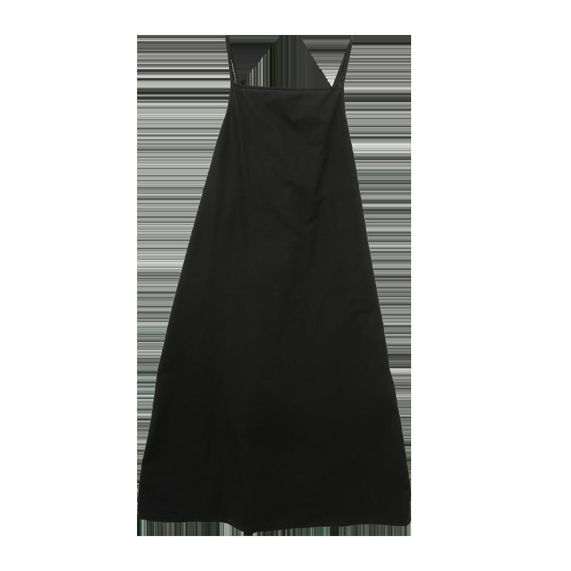 Spaghetti Strap Sleeveless Long Dress