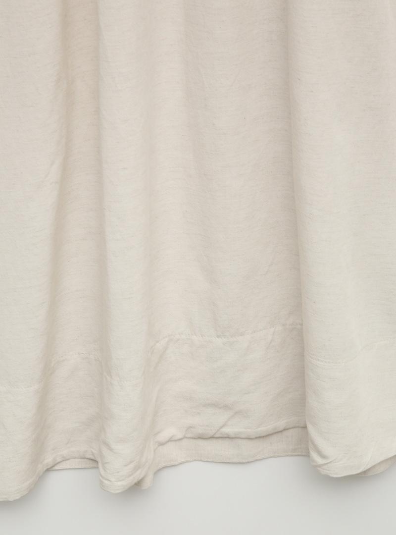Tie-Strap Flared Sleeveless Dress