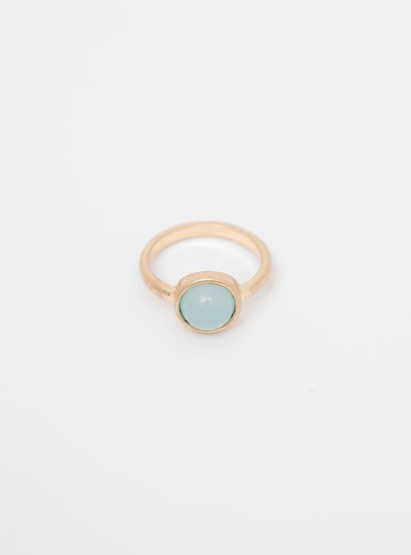 可愛寶石混搭戒指6件組