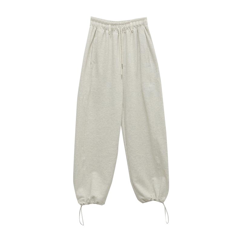 Drawstring Detail Jogger Pants