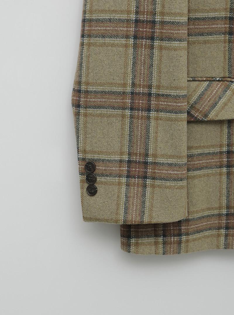 秋季經典格紋西裝外套11月2日開始按購買先後順序進行配送!!