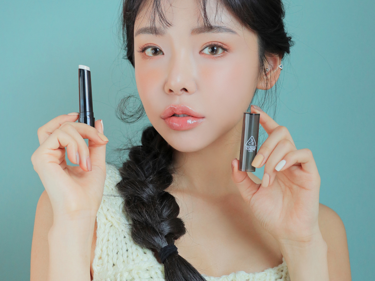 3CE PLUMPING LIPS #CLEAR