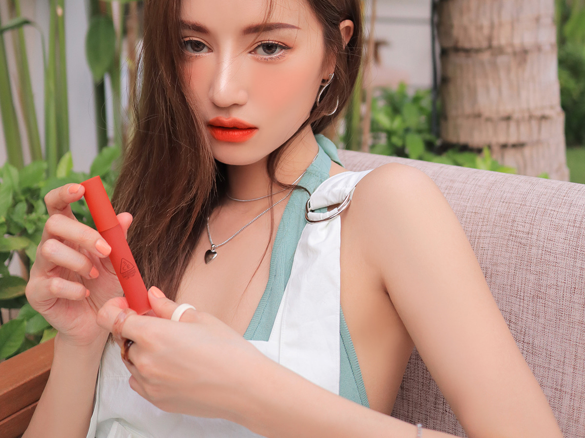 3CE SMOOTHING LIP TINT #REST DAY