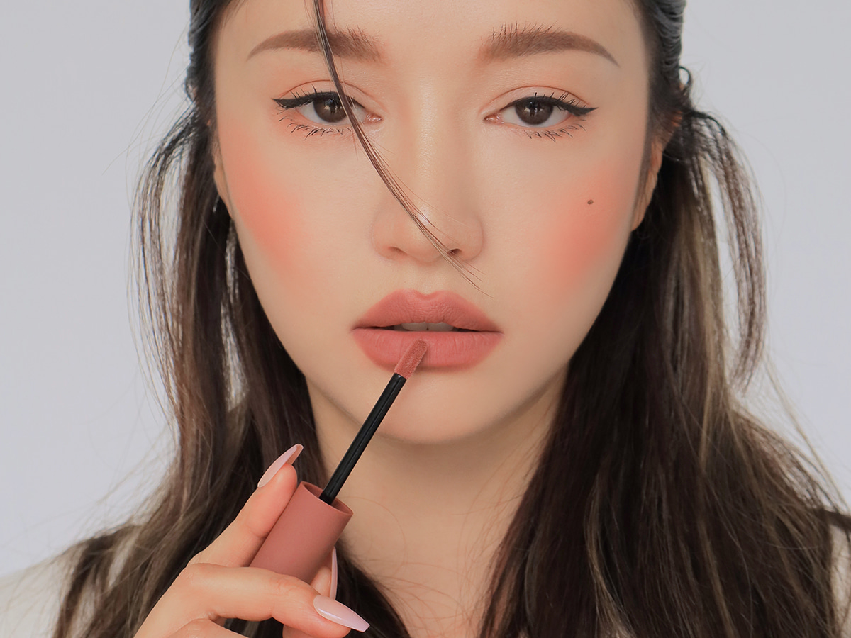 3CE BLURRING LIQUID LIP #NUDE SCENE