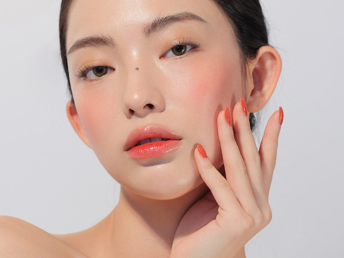3CE SHEER LIQUID BLUSHER #OUR WAY