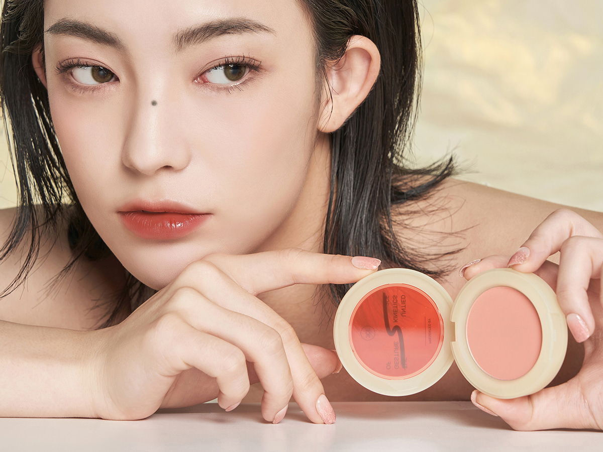 [MY MOVES] 3CE FACE BLUSH #MONO PINK