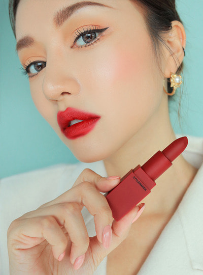 [MATTE] 3CE RED RECIPE LIP COLOR #215 RUBY TUESDAY