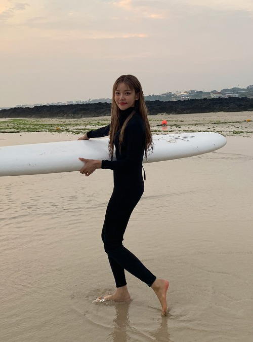 High Neck Long Sleeve Wetsuit