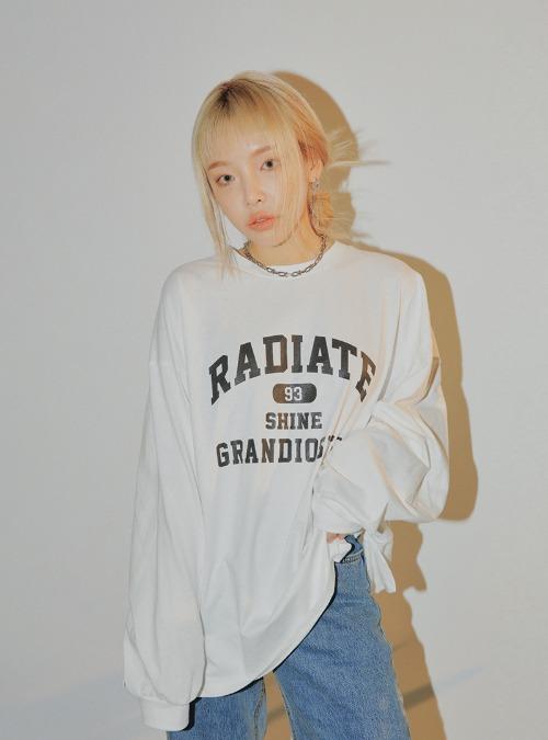 RADIATE Print Sweatshirt