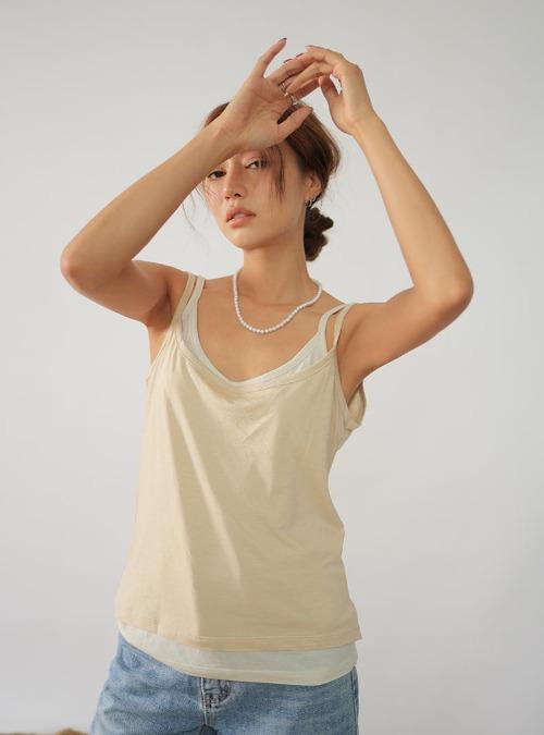 2-Piece Layered Camisole Set