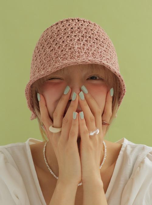 Crochet Bell-Shaped Hat