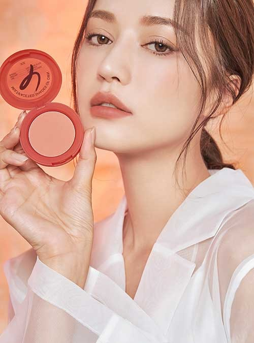 [MY MOVES] 3CE FACE BLUSH #ROSE BEIGE