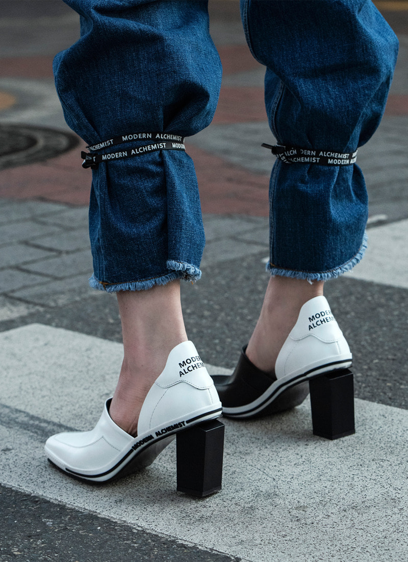 PROJECT2. SNEAKERS PUMPS_WH
