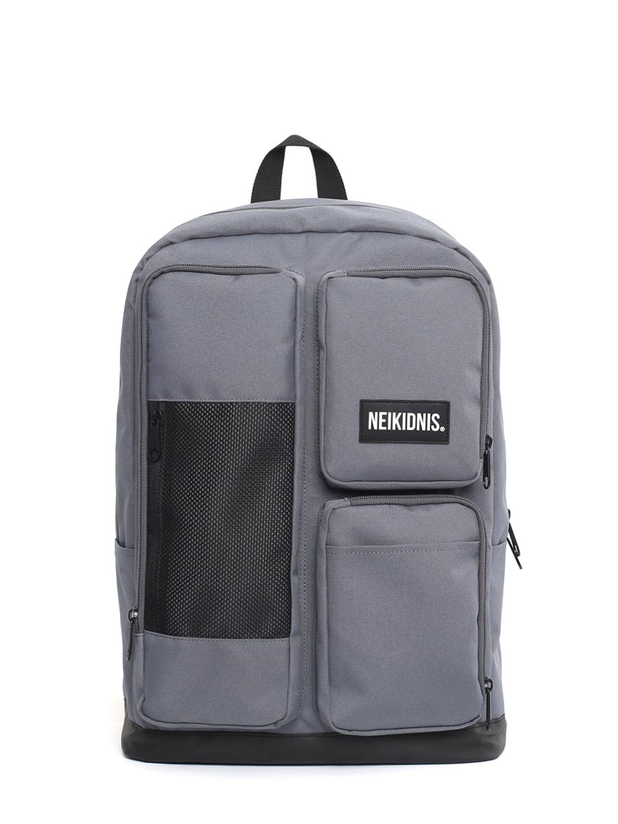 MESH SQUARE BACKPACK / CHARCOAL