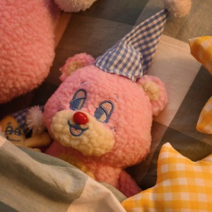 [Sleepy World] Small Teddy Plush