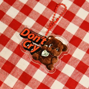 Don't Cry Key Holder