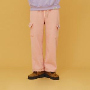 20FW Cotton Pocket Pants (Pink)