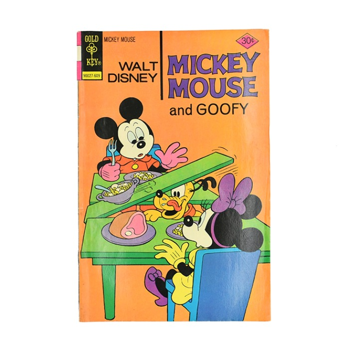 [Vintage] Mickey Mouse and Goofy
