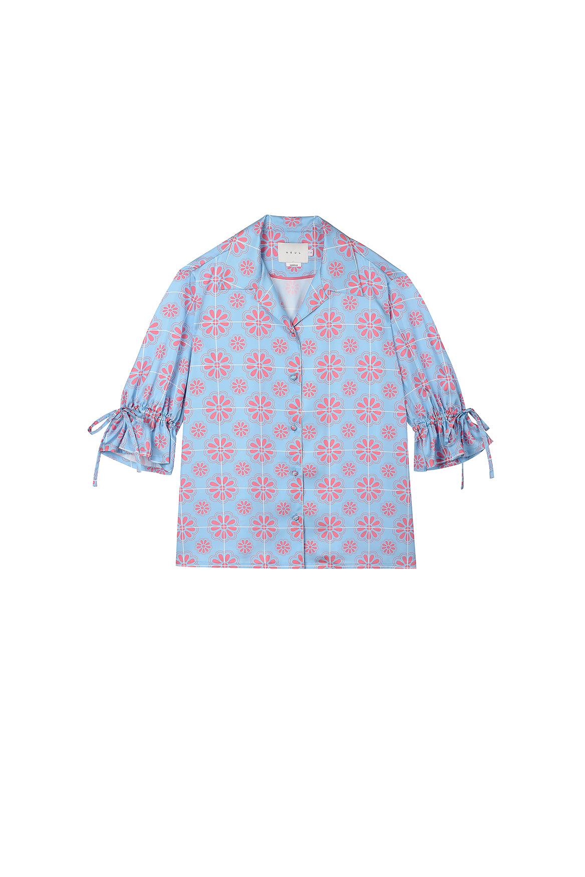 Drawstring Sleeve Shirts