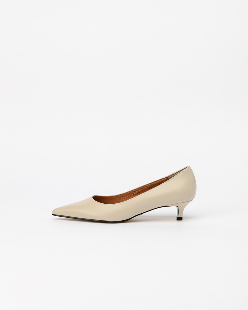 Philo Pumps in Ivory