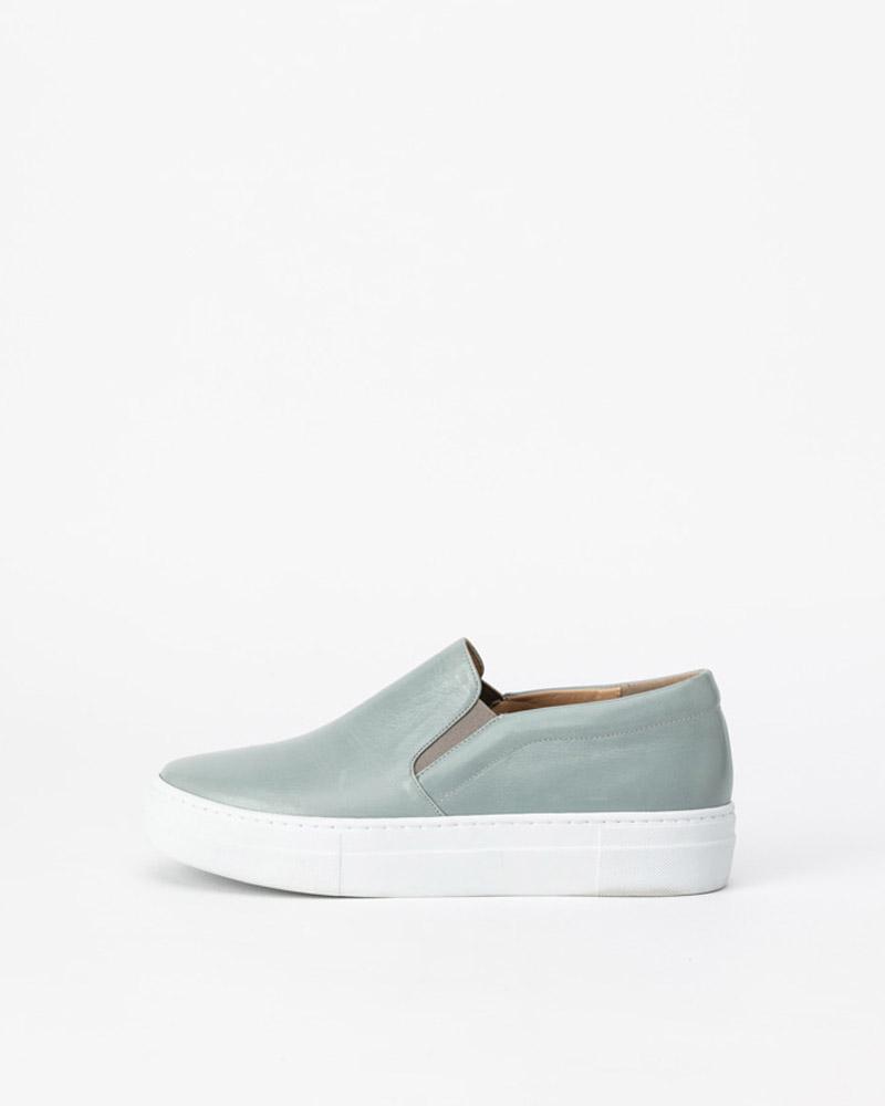Hanna Slip-on Sneakers in Light Blue