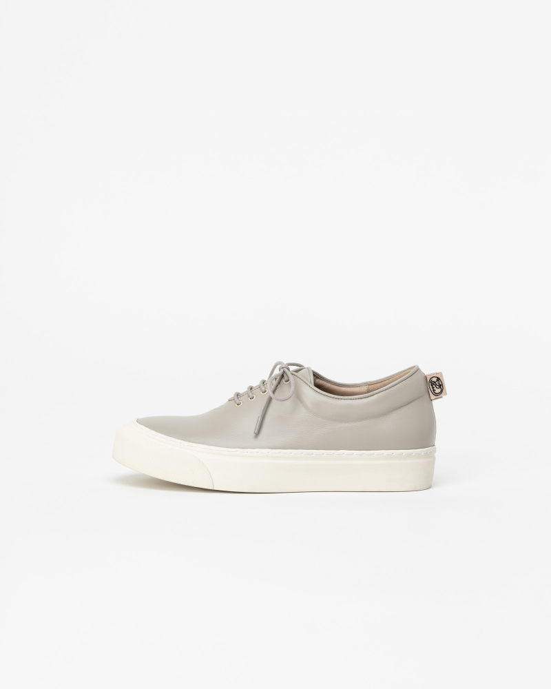 Alto Lace-up Sneakers in Ice Gray