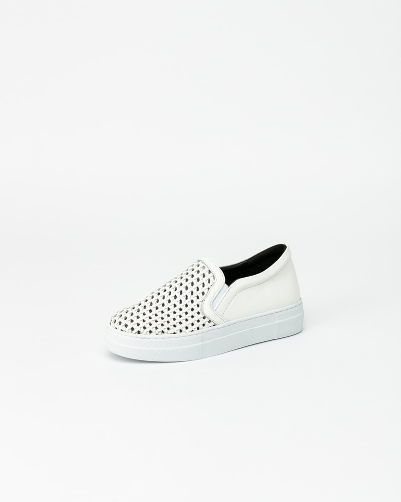 Lait Sneakers in White
