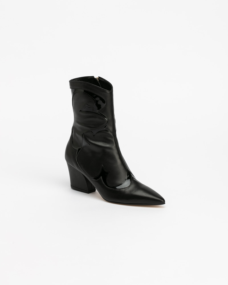 Kent Boots in Black