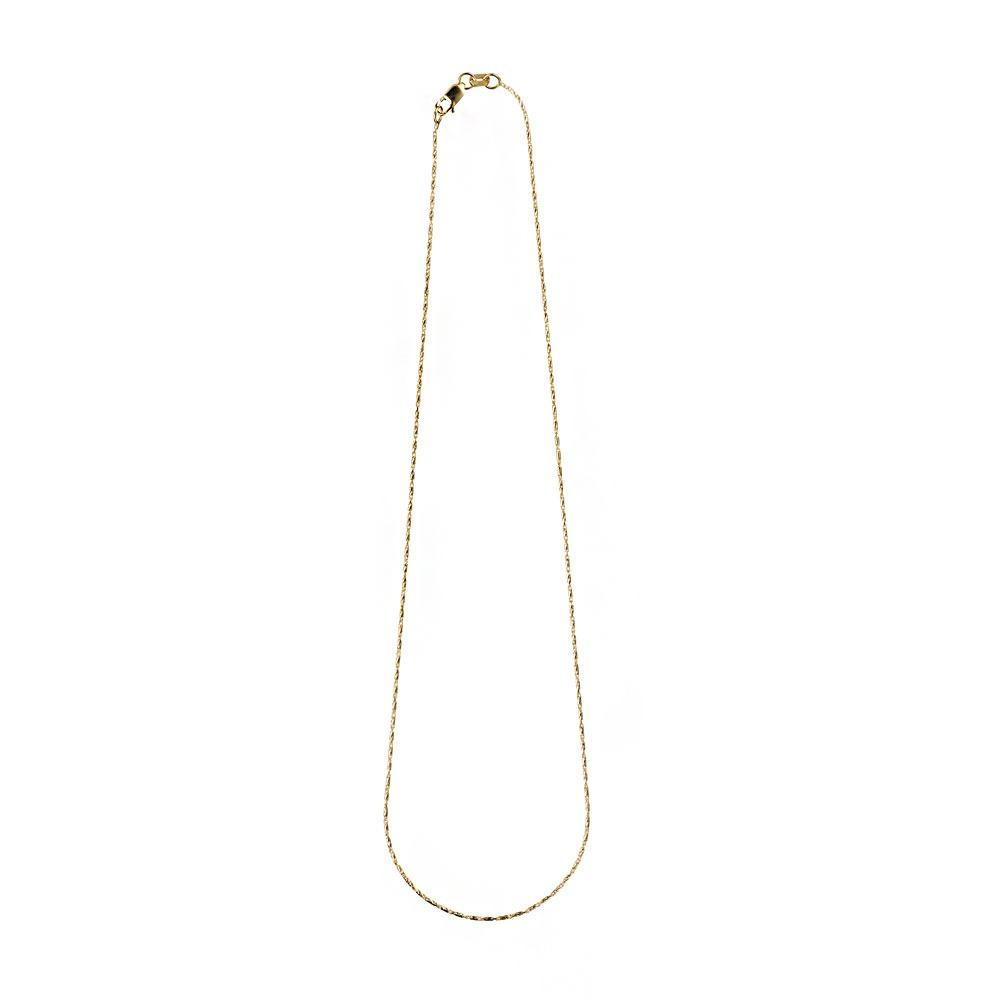 [재구매혜택 5%][Lume] Yellow Necklace 38cm
