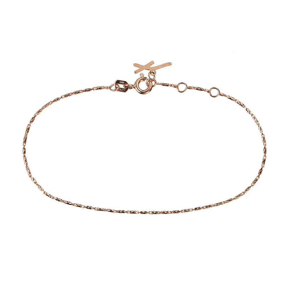 [Lume] Rose  Bracelet 17.7cm