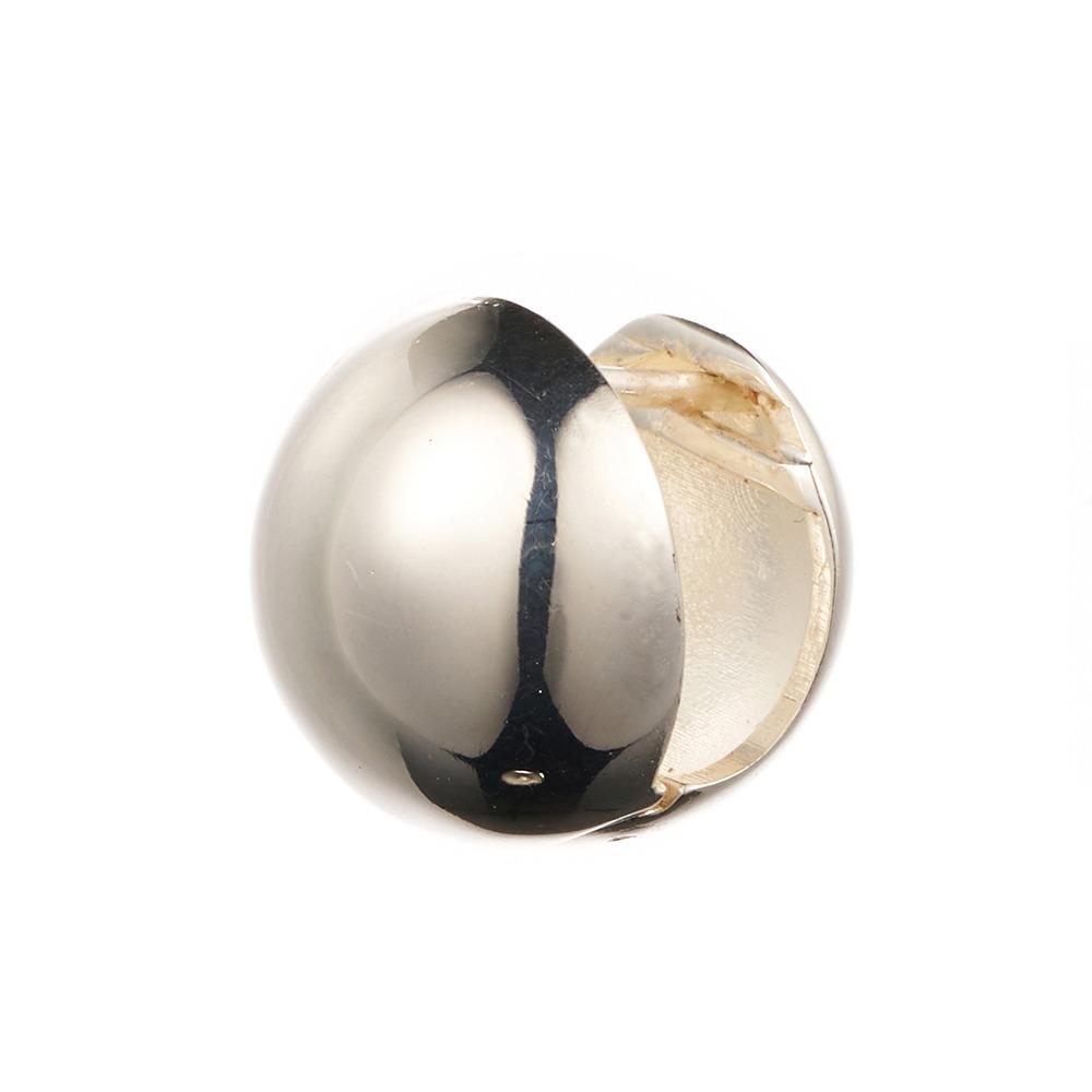 Sfera Piccola, Silver color (2pcs)