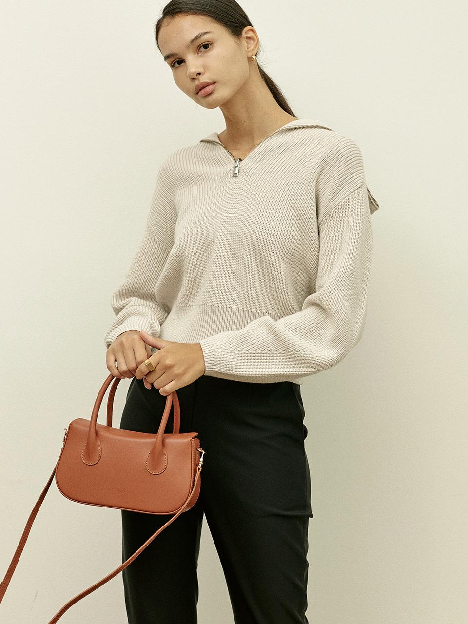 [ndearose] Sunny bag_Tan