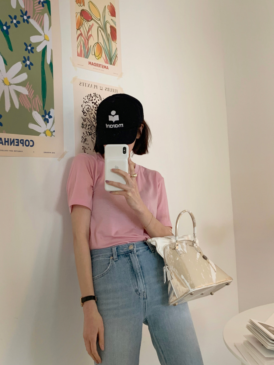 Lily's T-shirts [Pink]