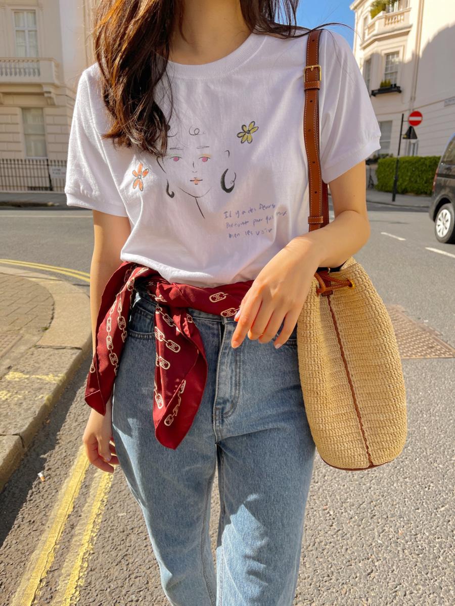 Un autre moi-T-shirts [Make up]