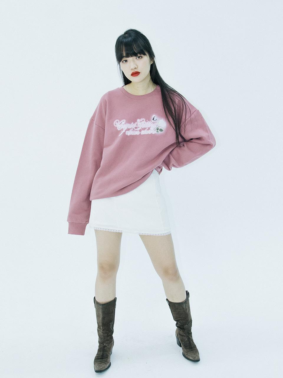 Cupid sweatshirts (pink)