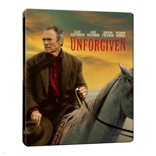 BLU-RAY / Unforgiven Steelbook Limited Edition (2disc: 4K UHD + 2D)