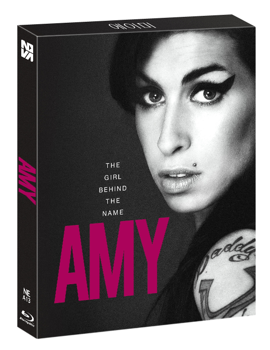 BLU-RAY / NA#13 AMY_FULL SLIP LIMITED EDITION (500 NUMBERED)